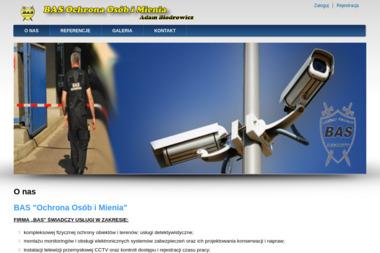 BAS Ochrona Osób i Mienia - Agencja ochrony SANOK