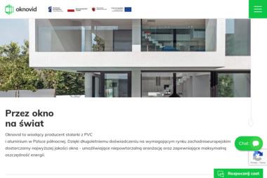 Oknovid Sp. z o. o. - Okna aluminiowe Dąbrowa Chełmińska