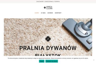 OMEGA CLEAN - Pranie Samochodu Białystok