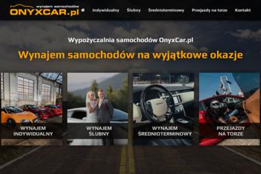 OnyxCar - Wypożyczalnia samochodów Tarnowskie Góry