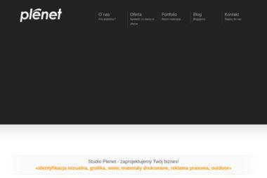Studio Plenet - Strony WWW PLESZEW