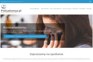 Polisalomza.pl - Ubezpieczenia OC Łomża