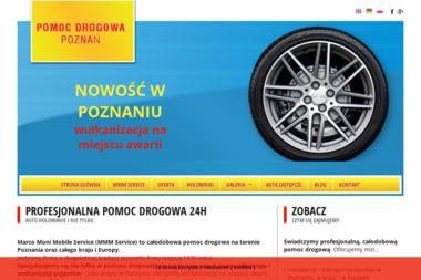 Pomoc Drogowa MMM Service - Pomoc drogowa Poznań