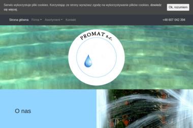 Promat s.c. - Studnie głębinowe Zamość
