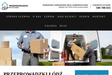Przeprowadzki nr 1 w Łodzi - Przeprowadzki międzynarodowe Łagiewniki Nowe