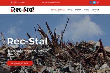 REC-STAL S.C. - Ziemia ogrodowa Szubin