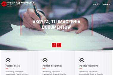 FHU Michał Kowalczyk - Tłumacze Pleszew