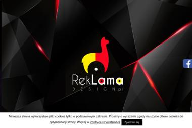 Agencja Reklamy - RekLama Design - Agencja interaktywna Tarnobrzeg
