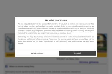 STALMEX - Ogrodzenia kute Zamość