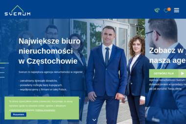 Sverum Nieruchomości - Agencja nieruchomości Częstochowa