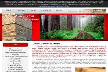 Tartak BME - Skład drewna Ozorków