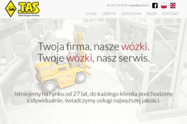 Z.U.H TAS - Serwisy Wózków Widłowych Piła