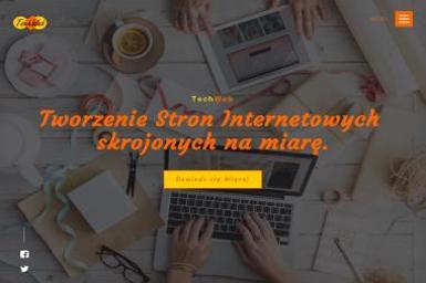 Techweb - Strony internetowe Zamość