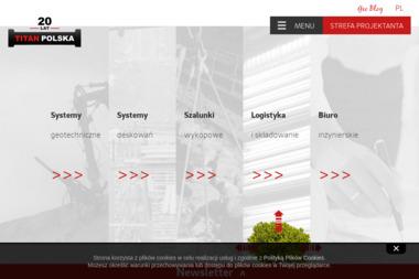 TITAN POLSKA Sp. z o.o. - Geologia Kraków