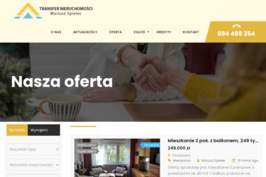 Transfer Nieruchomości Biuro Obrotu Nieruchomościami - Kredyt hipoteczny Choszczno