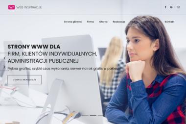 WebInspiracje - Agencja Interaktywna - Agencja interaktywna Racławice Śląskie