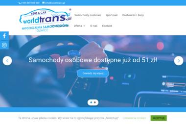 WORLD TRANS - Wypożyczalnia samochodów Gliwice