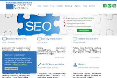 Agencja reklamowa - Strony WWW Jarocin