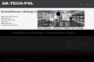 AK-TECH-POL - Ocieplanie budynków Maków Mazowiecki