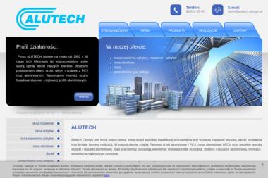 ALUTECH S.C. - Okna aluminiowe Olsztyn