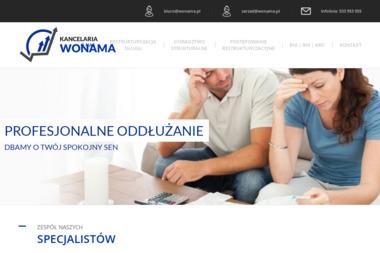KANCELARIA WONAMA SP Z O O - Prawnik Katowice