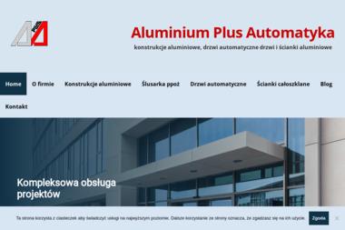 Aluminium plus Automatyka - Okna Dachowe Fakro Warszawa