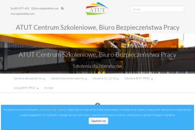 ATUT CENTRUM SZKOLENIOWE - Kurs pierwszej pomocy Gliwice