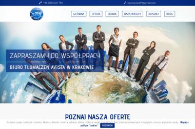 Avista Lab sp. z o.o. - Tłumaczenie Angielsko Polskie Kraków