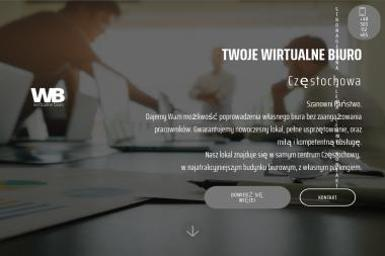WB Wirtualne Biuro - Wirtualne biuro Częstochowa