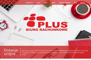 Biuro RACHUNKOWE PLUS - Usługi podatkowe Bytom