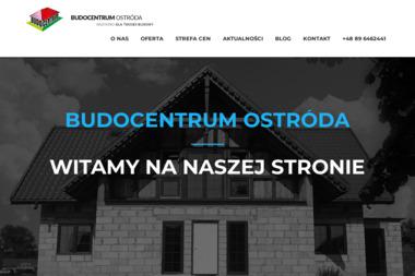 Budocentrum - Dostawca Kostki Brukowej Ostróda