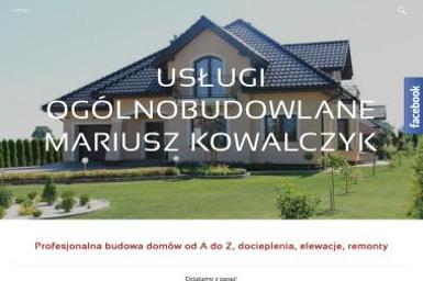 Usługi Ogólnobudowlane Mariusz Kowalczyk - Farba do Elewacji Ludwin