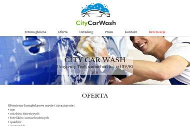 City Car Wash - Myjnie Kraków