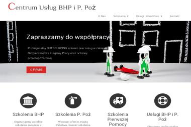 Centrum Us艂ug BHP i P. Po偶 - Pierwsza Pomoc dla Dzieci Milicz