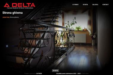 Delta - Ogrodzenia Metalowe Bełchatów