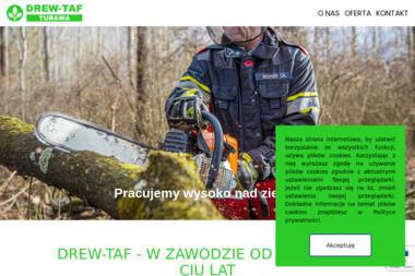 DREW-TAF - Odśnieżanie dachów Turawa