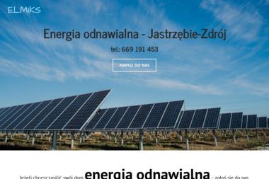 Przedsiębiorstwo Usługowo-Handlowo-Produkcyjne Elmiks - Energia Geotermalna Jastrzębie-Zdrój