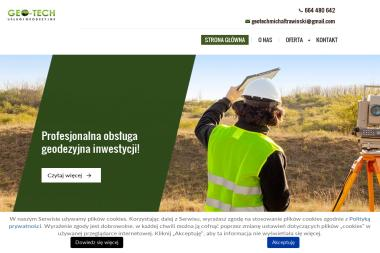 GEO-TECH Usługi Geodezyjne Michał Trawiński - Geodeta Gorzów Wielkopolski