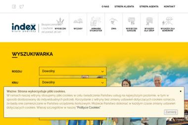 INDEX - Biuro Podróży - Biuro turystyczne Katowice