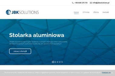JBK Solutions - Okna aluminiowe Warszawa