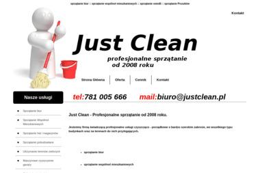 Just Clean - Odśnieżanie dachów Pruszków