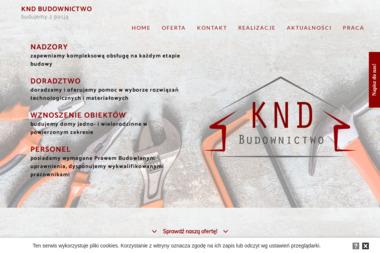 KND Budownictwo - Kierownik budowy Wysoka głogowska
