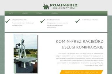 Komin-Frez - Usługi Kominiarskie Racibórz