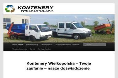 Kontenery Wielkopolska - Wynajem Kontenera na Gruz Szamotuły