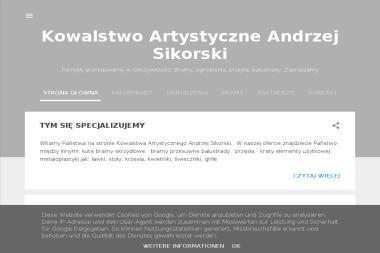 Kowalstwo Artystyczne Andrzej Sikorski - Balustrady Kute Złotoryja