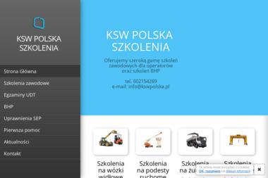 KSW POLSKA - Kurs Pierwszej Pomocy Sandomierz