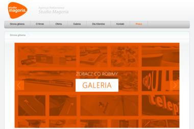 Agencja Reklamowa Studio Magoria - Strony Internetowe Starachowice
