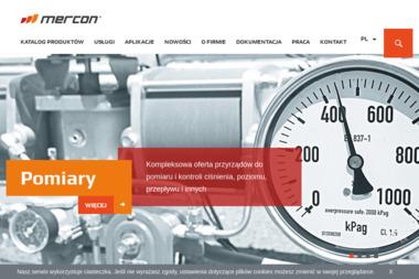 MERCON Sp. z o.o. - Automatyka Budowlana Włocławek