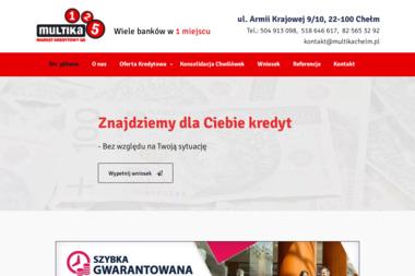 Multika - Kredyt Chełm