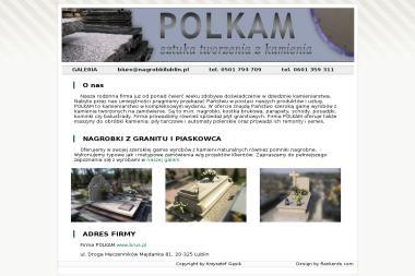 POLKAM - Zakład Kamieniarski Lublin